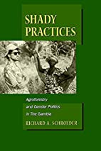Shady Practices: Agroforestry and Gender…