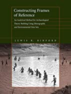 Constructing Frames of Reference: An…