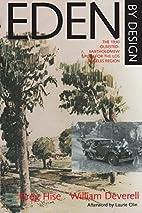 Eden by Design: The 1930 Olmsted-Bartholomew…