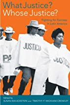 What Justice? Whose Justice?: Fighting for…