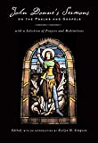 Donne, John: John Donne's Sermons on the Psalms and Gospels: With a Selection of Prayers and Meditations