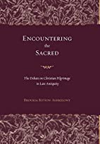 Encountering the Sacred: The Debate on…