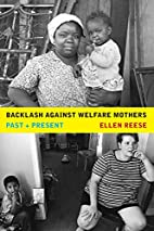 Backlash against Welfare Mothers: Past and…