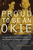 Proud to Be an Okie: Cultural Politics,…