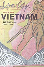Vietnam: State, War, and Revolution,…
