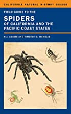 Field Guide to the Spiders of California and…