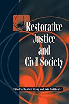 Restorative Justice and Civil Society by…