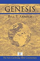 Genesis (New Cambridge Bible Commentary) by…
