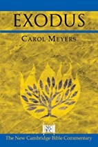 Exodus (New Cambridge Bible Commentary) by…