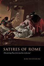 Satires of Rome: Threatening Poses from…