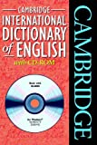 Cambridge: Cambridge International Dictionary of English with CD-ROM