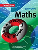 Jenny Olive: Maths: A Student's Survival Guide: A Self-Help Workbook for Science and Engineering Students