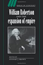 William Robertson and the expansion of…