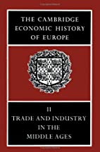 The Cambridge Economic History of Europe, V.…