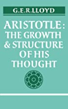 Aristotle: The Growth and Structure of his…