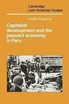 Capitalist Development and the Peasant…
