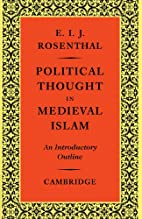 Political Thought in Medieval Islam: An…