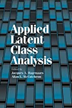 Applied Latent Class Analysis by Jacques A.…