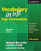 Vocabulary in Use High Intermediate…