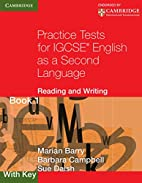 Practice Tests for IGCSE English as a Second…