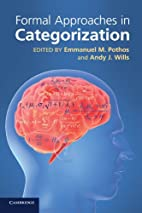 Formal Approaches in Categorization by…