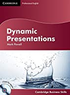 Dynamic Presentations Student's Book with…