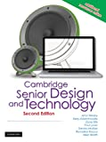 Adamthwaite, Kerry: Cambridge Senior Design and Technology 2nd Edition