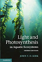 Light and Photosynthesis in Aquatic…