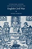 Purkiss, Diane: Literature, Gender and Politics During the English Civil War