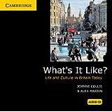 Collie, Joanne: What's It Like? Audio CD
