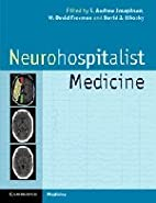 Neurohospitalist Medicine by S. Andrew…