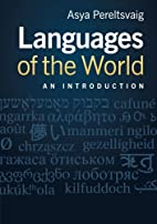 Languages of the World: An Introduction by…
