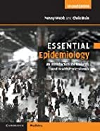 Essential epidemiology : an introduction for…