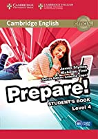 Cambridge English Prepare! Level 4 Student's…