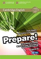 Cambridge English Prepare! Level 6 Teacher's…