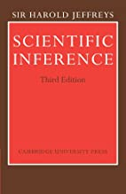 Scientific Inference by Harold Jeffreys