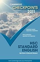 Cambridge Checkpoints HSC Standard English…