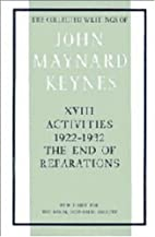The Collected Writings of John Maynard…