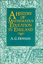 A History of Mathematics Education in…