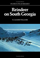 Reindeer on South Georgia : the ecology of…