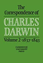 The Correspondence of Charles Darwin: Volume…