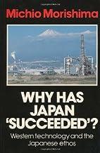Why has Japan succeeded? : Western…