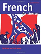 French for Starters by Edith Baer