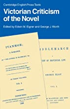 Victorian Criticism of the Novel (Cambridge…