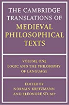 Logic and the Philosophy of Language (The…