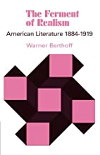 The Ferment of Realism: American Literature…