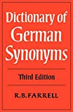 R. B. Farrell: Dictionary of German Synonyms