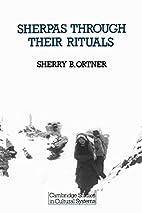 Sherpas through their Rituals (Cambridge…