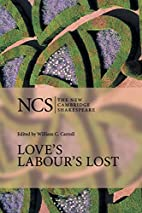 Love's Labour's Lost (The New…