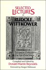 Wittkower, Rudolf: Selected Lectures of Rudolf Wittkower: The Impact of Non-European Civilization on the Art of the West